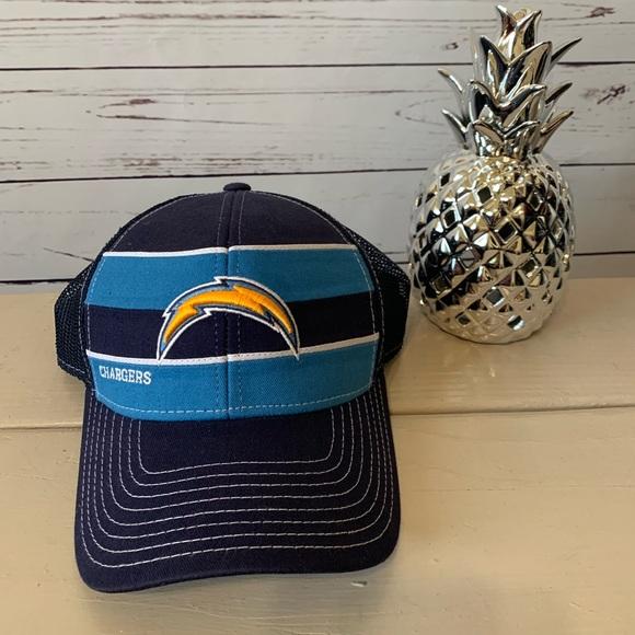298931cc00d SnapBack NFL Chargers hat